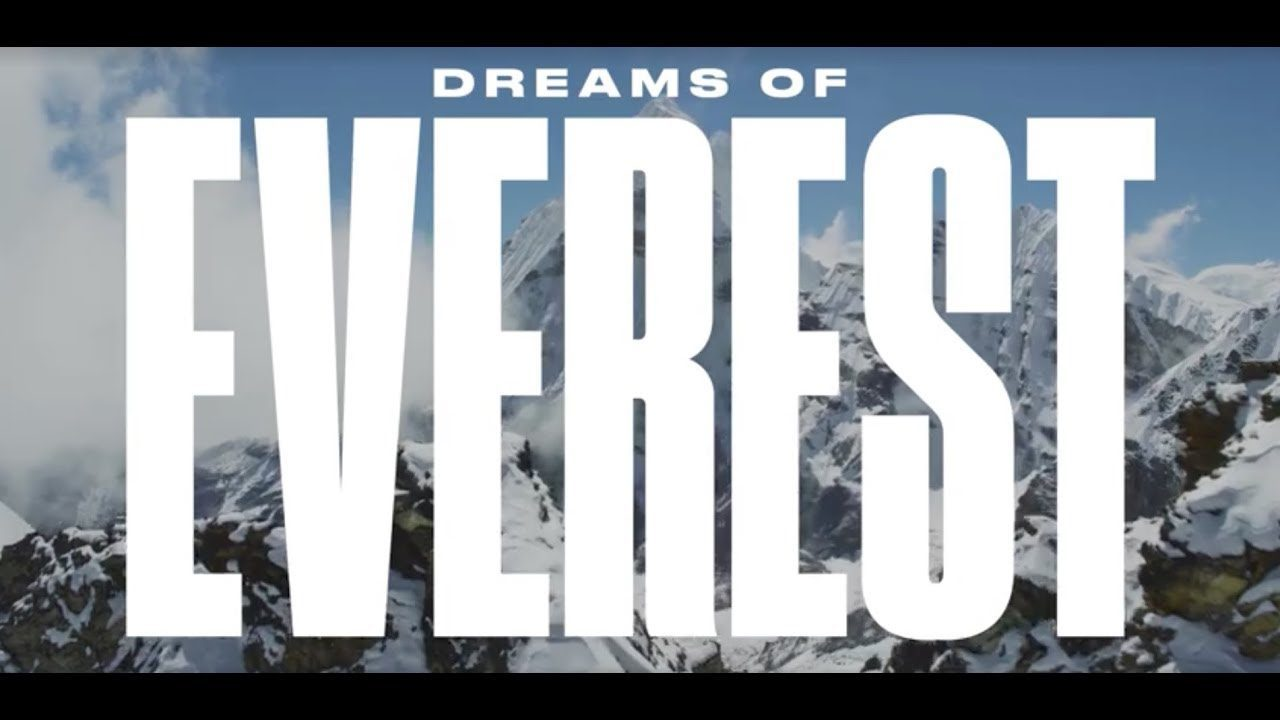 Dreams of Everest [2016]